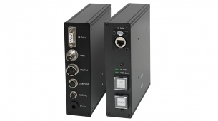 Shotoku Serial Position Interface (TO-25A IP) and Power Supply Unit (TO-26)