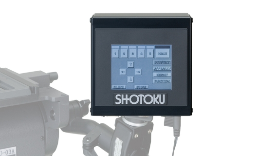 Shotoku Spi-TOUCH Interface