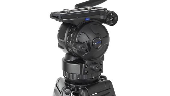 Shotoku SX200 / SX260 100mm ENG/EFP Head