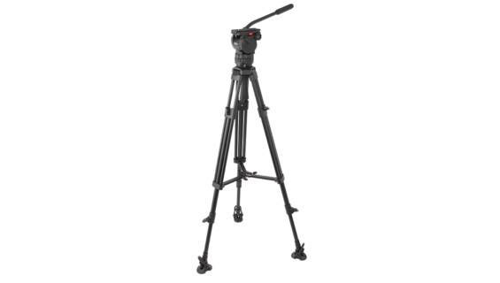Shotoku SE80 Tripod System with mid-spreader