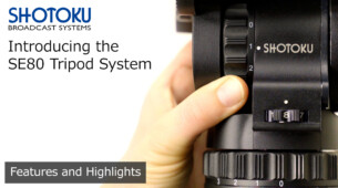 Video for SE80 Aluminum Tripod Systems