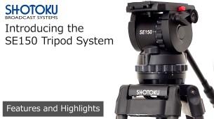 Video for SE150 Aluminum Tripod Systems