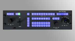 TR-B Control Panel
