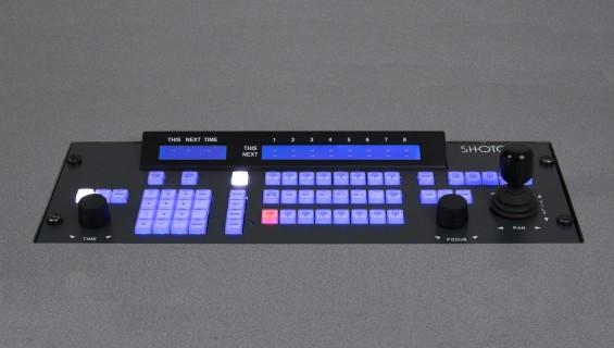 TR-S Control Panel