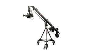 Shotoku and Cammate Graphica 250 Crane for Virtual Sets