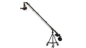 Shotoku and Cammate Graphica 490 Crane for Virtual Sets