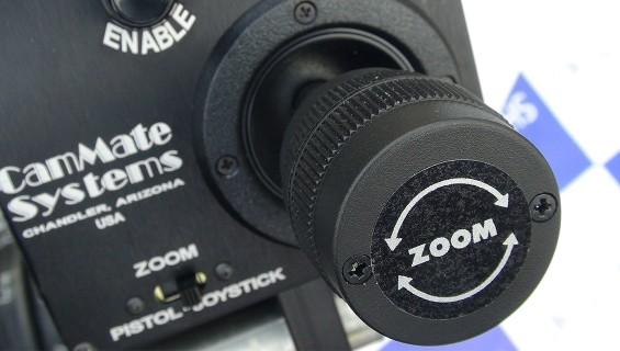 Shotoku and Cammate Graphica Crane Joystick Control