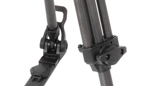 Shotoku SX200 / SX260 Carbon Fibre Tripod and Mid-Spreader