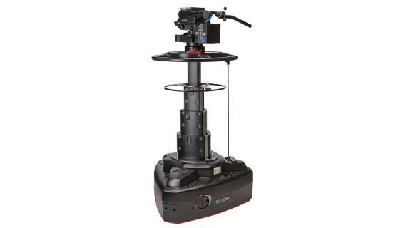 Shotoku TP-80VR/23VR Pedestal and Head System