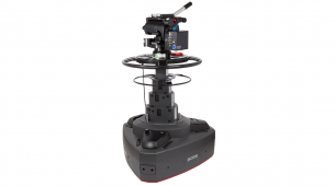 Shotoku TP-80VR/SG900VR Pedestal and Head System for Virtual Sets