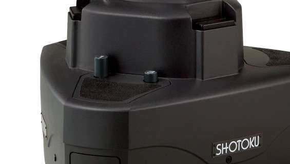 Shotoku TP-90 Pedestal Crab / Steer Clutch and Trim Weight Storage